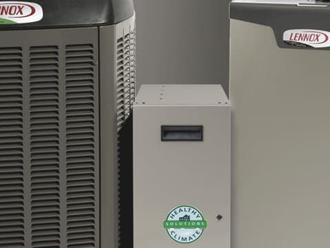 Lennox Energy Star Qualified Products High Efficiency