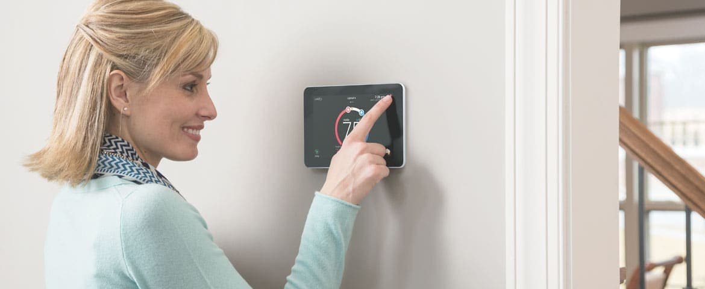 lennox s30 thermostat. s30 hvac smart thermostat from lennox · alternative u